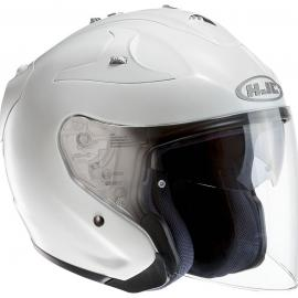 HJC FG-JET OPEN FACE HELMET WHITE