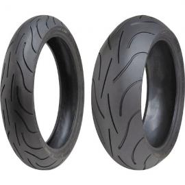MICHELIN PILOT POWER 120/70ZR17 & 180/55R17 COMBO