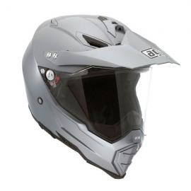 AGV AX-8 EVO DUALSPORT ADVENTURE TITAN GREY