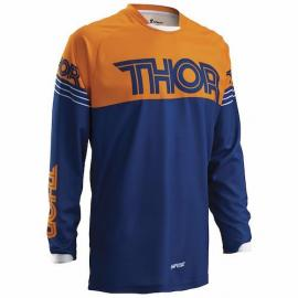 THOR S16 PHASE JERSEY HYPER NAVY YOUTH