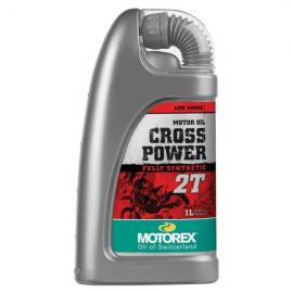 MOTOREX CROSSPOWER 2T 1L