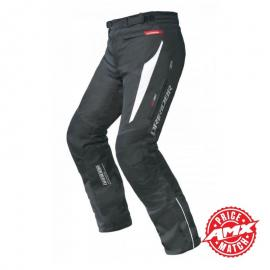 DRIRIDER GS SPEED PANT 2 LADIES BLACK/WHITE
