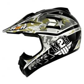 M2R X-2.5 HELMET COMBAT PC-5 BLACK