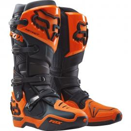 FOX INSTINCT BOOT BLACK/ORANGE