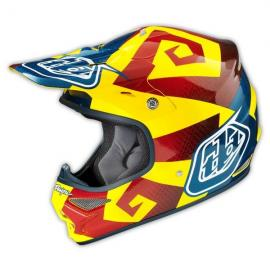 TLD 2015 AIR HELMET VERSE NAVY RED