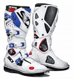 SIDI CROSSFIRE 2 WHITE BLUE