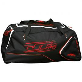 JT RACING GEAR BAG SLASHER BLACK/RED