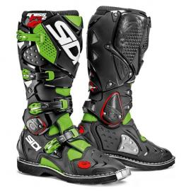 SIDI CROSSFIRE 2 BOOTS GREEN/BLACK