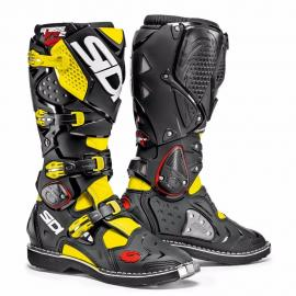 SIDI CROSSFIRE 2 BOOTS FLUORO YELLOW/BLACK