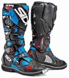SIDI CROSSFIRE 2 BOOTS LIGHT BLUE/BLACK