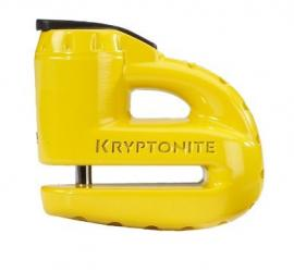 KRYPTONITE KEEPER 5-S2 DISC LOCK YELLOW