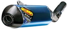 FMF FACTORY 4.1 ANODISED TITANIUM MUFFLER KTM 250SXF 2009-2015