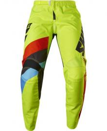 SHIFT 2017 WHIT3 TARMAC PANT YOUTH FLOW YELLOW