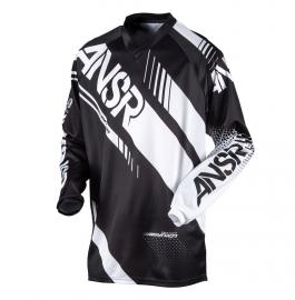 ANSWER 2017 SYNCRON JERSEY BLACK/WHITE