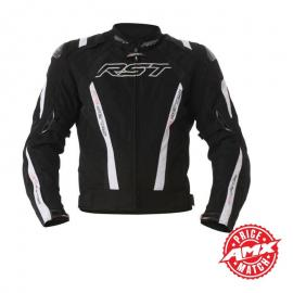 RST CPX-C SPORT JACKET BLACK/WHITE
