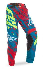 FLY 2017 KINETIC RELAPSE PANT YOUTH TEAL/RED