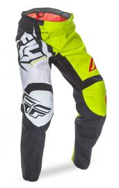 FLY 2017 F-16 PANT YOUTH BLACK/LIME
