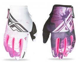 FLY 2017 KINETIC LADIES GLOVE PINK/PURPLE