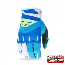 FLY 2017 F-16 GLOVE BLUE/HIVIS