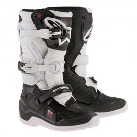 ALPINESTARS TECH 7S YOUTH BLACK/WHITE