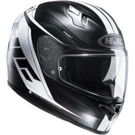 HJC FG-ST HELMET CRONO BLACK/WHITE MC-5SF