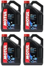 MOTUL 3000 10W40 4-LITRE ENGINE OIL BOX OF 4