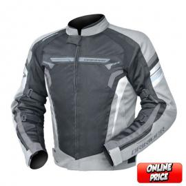 DRIRIDER AIR RIDE 4 JACKET BLACK/SILVER