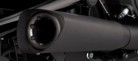 VANCE & HINES COMPETITION SERIES SLIP-ON MUFFLER XVS950 BOLT