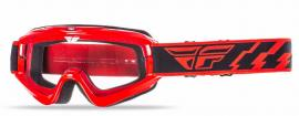 FLY FOCUS YOUTH GOGGLE RED