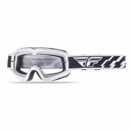 FLY FOCUS YOUTH GOGGLE WHITE