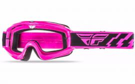 FLY FOCUS GOGGLE PINK