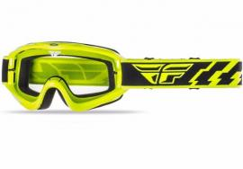FLY FOCUS YOUTH GOGGLE HIVIS