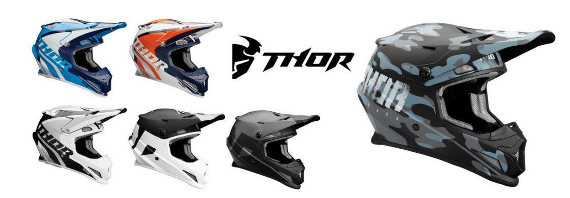 thor sector helmets