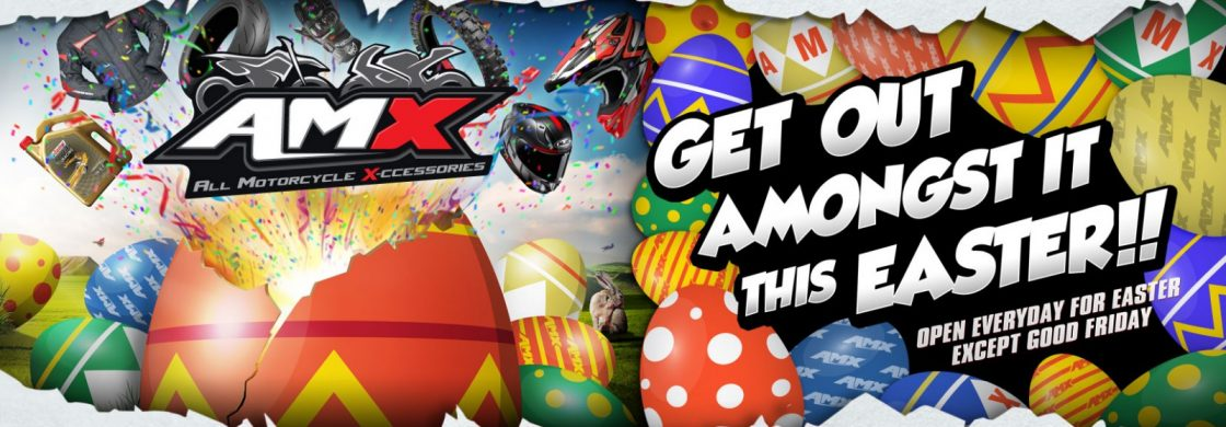 AMX easter catalog 2019