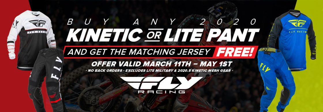 FLY FREE JERSEY KINETIC & LITE PANT DEAL